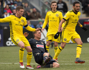 Player ratings: Columbus Crew 0-0 Philadelphia Union