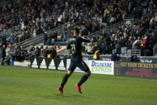 Match report: Philadelphia Union 2-0 New England Revolution