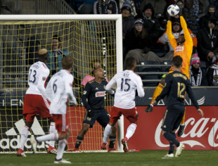 Match report: New England Revolution 0-0 Philadelphia Union