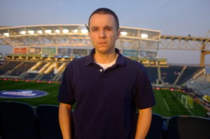 People In The Stadium, Episode 2: Michael Barycki