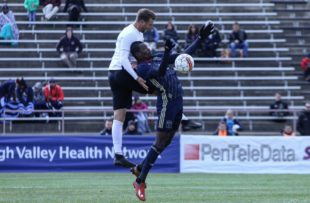 Match report: Bethlehem Steel 1-1 Charleston Battery