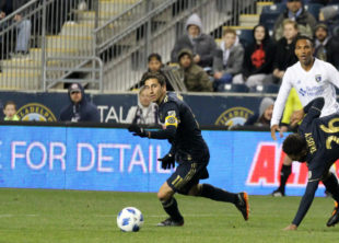In Pictures: Union 1-1 Earthquakes