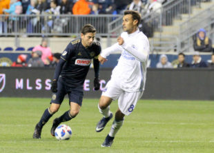 Match report: San Jose Earthquakes 1-2 Philadelphia Union