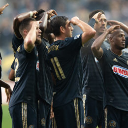 Match report: Philadelphia Union 4-1 Real Salt Lake