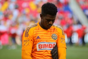 With Supporters' Shield on the line, who starts in goal?