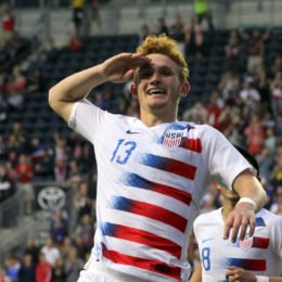 In pictures: United States 3-0 Bolivia