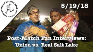 PSP Postgame Show: Union 4-1 Real Salt Lake