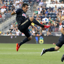 In Pictures: Union 0-2 Toronto