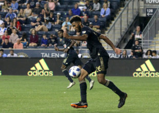 Is the Union's back line as young as we think?