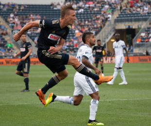 Season review: The Union's #10 problem