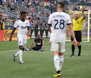 News roundup: Union youth fall at GA Cup, Whitecaps walkout, Pride lose big, more