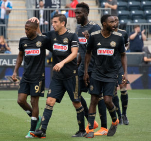 Everything goes right on Le Toux's night