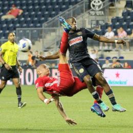 Match report: Philadelphia Union 0 – 1 New York Red Bulls
