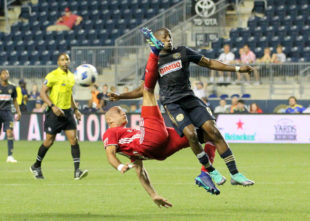 Match report: Philadelphia Union 0-1 New York Red Bulls