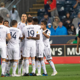 The LA Galaxy are not a good team