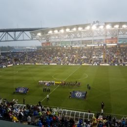 Match report: Philadelphia Union 1 – 3 LA Galaxy