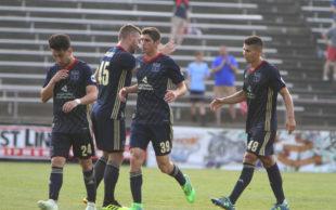 Match report:  Bethlehem Steel FC 1 – 1 North Carolina FC