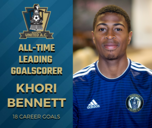 Player of the week: Khori Bennett