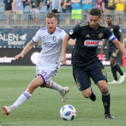 Match report: Orlando City SC 2 -2  Philadelphia Union