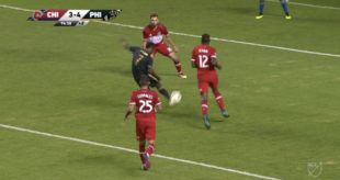 Match report: Chicago Fire 3-4 Philadelphia Union