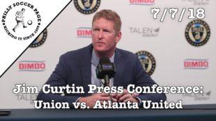 PSP Postgame Show: Union 0-2 Atlanta United
