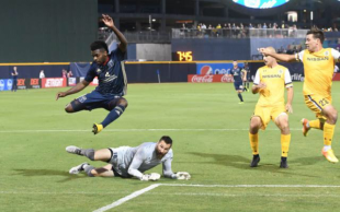 Match report: Nashville SC 1-2 Bethlehem Steel