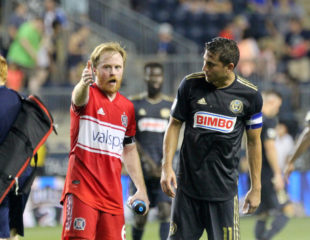 Match report: Chicago Fire 2-0 Philadelphia Union