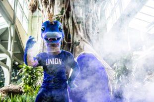 Phang, the Union's mascot.