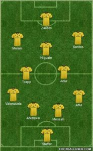 Columbus Crew Philadelphia Union MLS soccer lineup xi starting