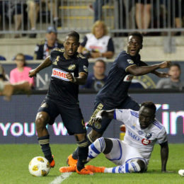 News roundup: Union lose, but gain a striker
