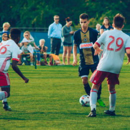 Semir Miscic v NYRB Academy 2017-18 season