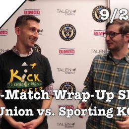 PSP Postgame Show : Union 2-0 Sporting KC