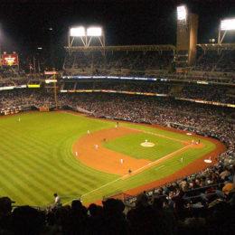 Baseball diamonds as soccer pitches