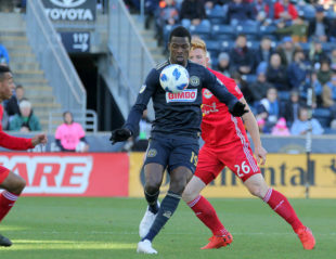 In pictures: Union 0 – 1 Red Bulls