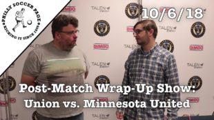 PSP Postgame Show: Union 5-1 Minnesota United FC