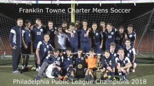 Franklin Towne Charter, 2018 PPL Champs