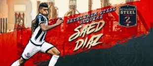 Bethlehem signs Panamanian youth international striker Saed Diaz