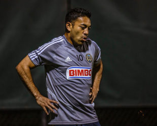 Season review: Marco Fabian
