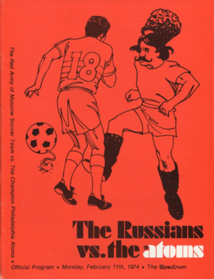 Russians, Atoms, and the birth of indoor soccer
