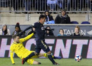 In pictures: Union 3 – 0 Crew