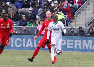 Match report: Toronto FC 1 – 2 Philadelphia Union