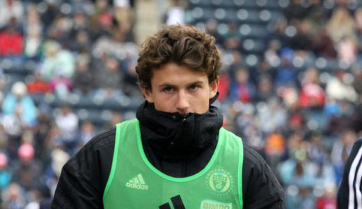 Philly Soccer Show:  Union midfielder Brenden Aaronson talks about starting out