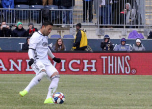 Match report: FC Cincinnati 0-2 Philadelphia Union