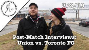 PSP Postgame Show: Union 1 – Toronto 3