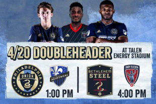 News roundup: first Union-Steel doubleheader tomorrow, MLS announces expansion and more