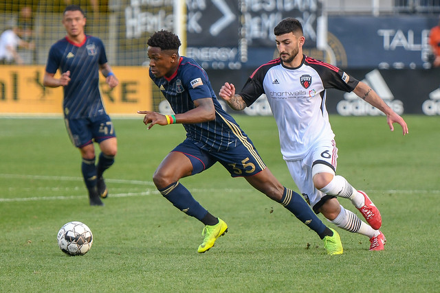 In pictures: Bethlehem Steel 0-3 Ottawa Fury FC