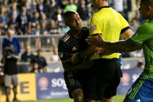Seattle naturally takes exception to Fafa's taking exception