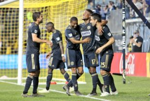 Match report: Philadelphia Union 6-1 New England Revolution