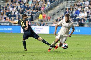 Match report: Philadelphia Union 1-1 Colorado Rapids