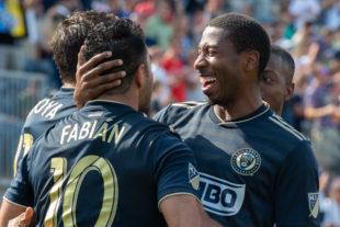 In pictures: Philadelphia Union 2-2 Orlando City